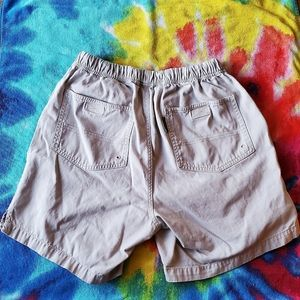 Vintage High Waisted Izod Shorts Small